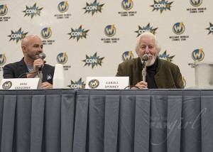 Caroll Spinney at Wizard World 2015