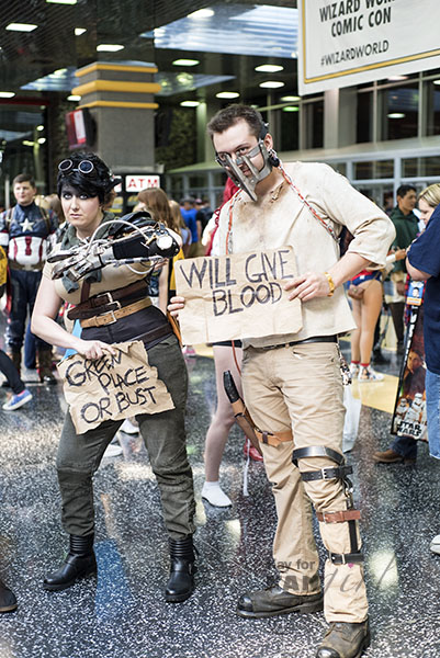 Furiosa & Mad Max Cosplay