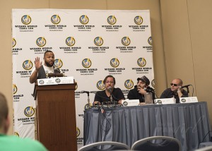 Independent Creators Panel Wizard World 2015