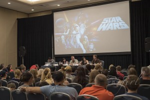 Star Wars Fan Panel at Wizard World 2015