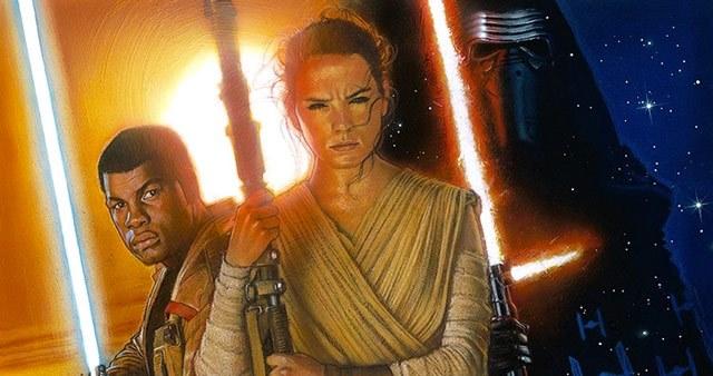The Force Awakens D23