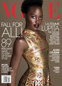 Lupita Nyong'o Vogue