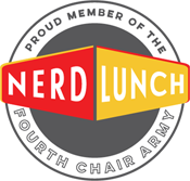 Nerd Lunch 4th Chair Army
