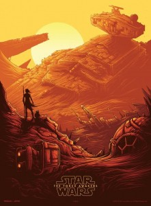 AMC TFA IMAX poster one