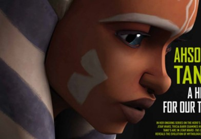 Ahsoka Tano's Heroic Journey in Star Wars Insider 160