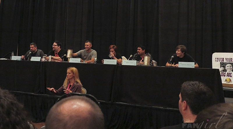 TFA Speculation Panel at Dragon Con