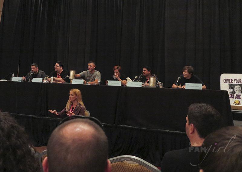 TFA Speculation Panel at Dragon Con
