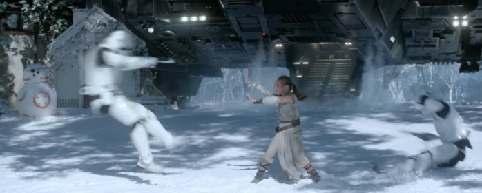 Duracell Jedi