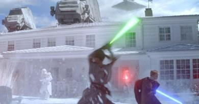 Duracell Star Wars Battle for Christmas Morning