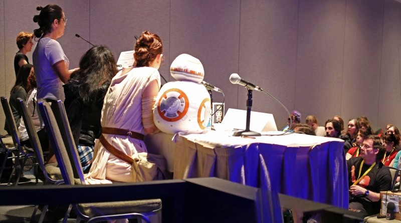 GeekGirlCon 2015 Star Wars