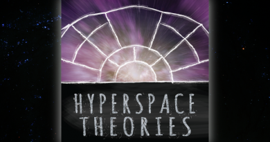 Hyperspace Theories on FANgirl Blog