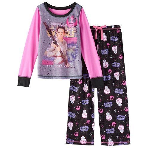 Kohl's Rey pajamas