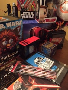 Linda Force Friday haul