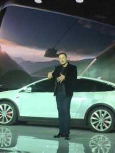 Linda Tesla Elon Musk
