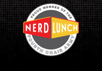 Kay Discusses Disney Live Action Remakes on Nerd Lunch's Fourth Chair Army