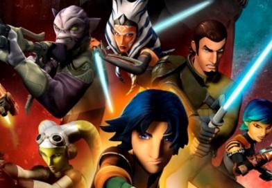 Bring Home Star Wars Rebels Season Two on August 30