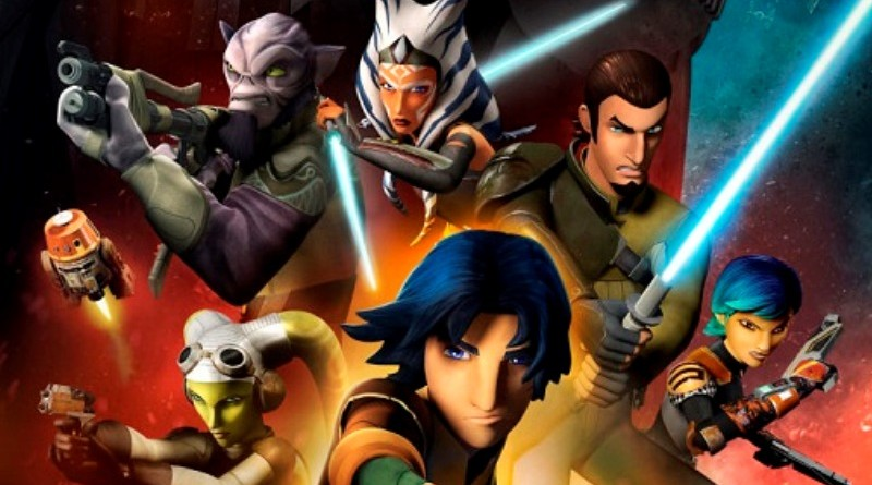 Star Wars Rebels S2