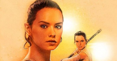 Rey by Paul Shipper