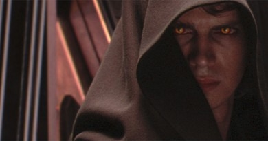 Anakin in Revenge of the Sith