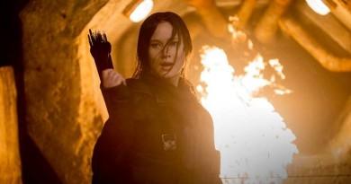 Mockingjay Girl On Fire