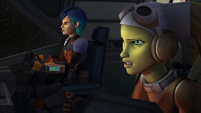 Hera and Sabine 207
