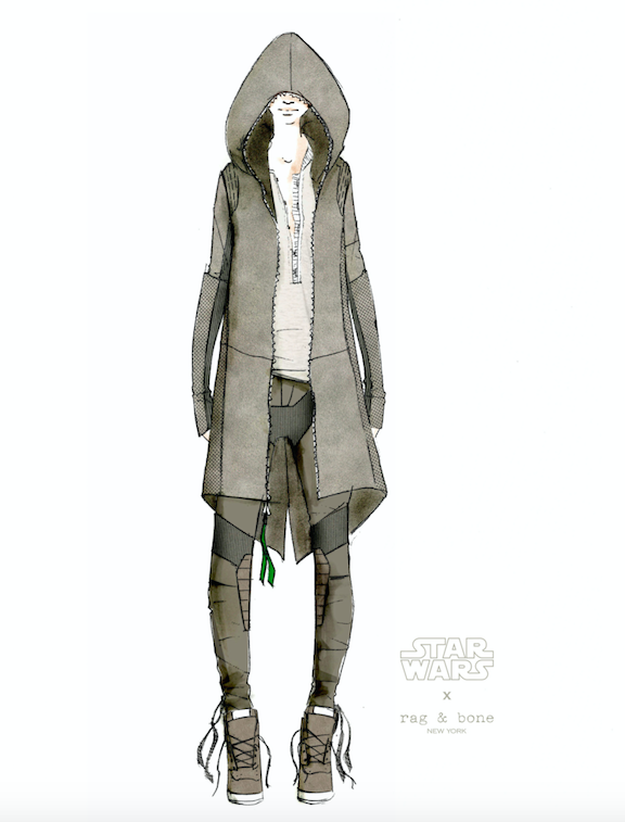 Rag & Bone Rey Design