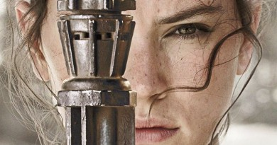 Rey Character poster feature
