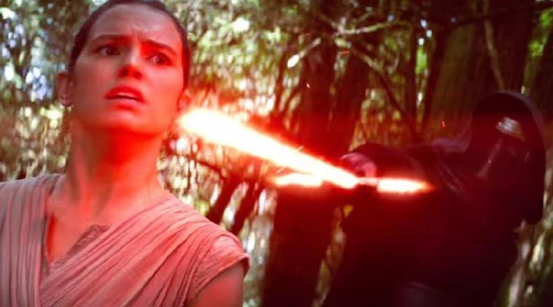 Kylo Offers Rey a Reprieve