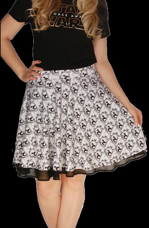 Her Universe Stormtrooper Skirt
