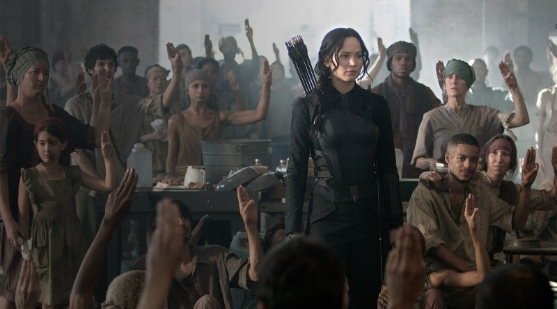 Katniss Mockingjat Part 1