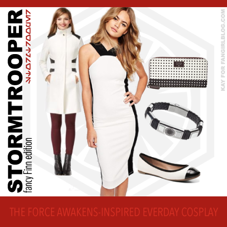 The Force Awakens First Order Stormtrooper Inspired Fashion