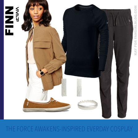 Finn Star Wars Everyday Cosplay