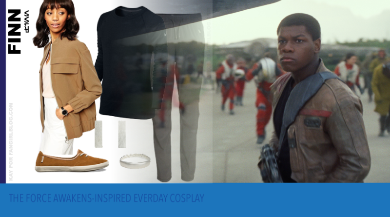 Finn Everyday Cosplay Style from FANgirl Blog