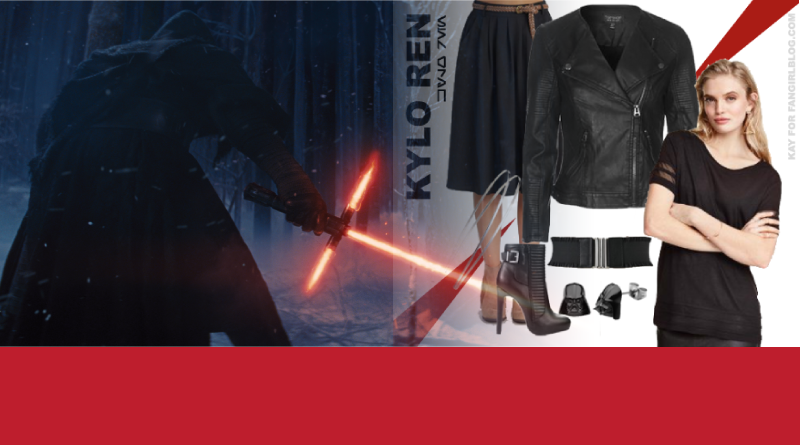 The Force Awakens Inspired Everyday Cosplay Kylo Ren FANgirl Blog