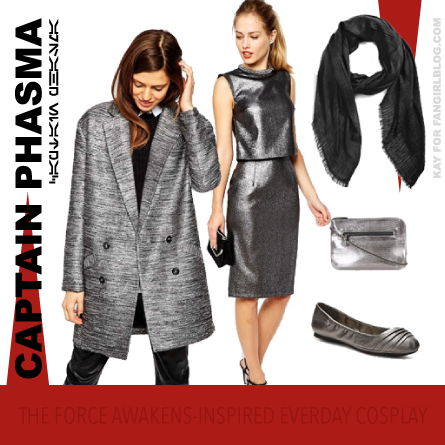 Everyday Captain Phasma Fashion from FANgirl Blog