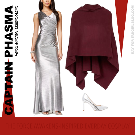 Fancy Phasma-Inspired Style from FANgirl Blog