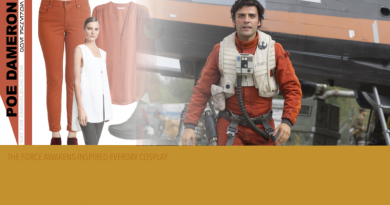 FANgirl's Poe Dameron Everyday Cosplay