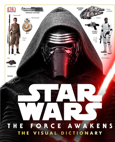 TFA Visual Dictionary cover