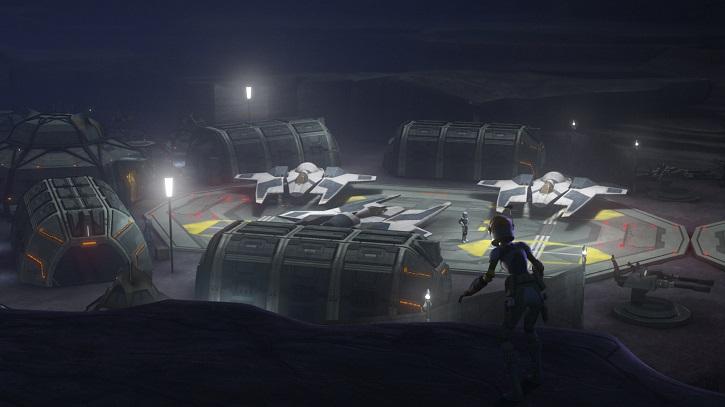 Rebels Protector Concord Dawn