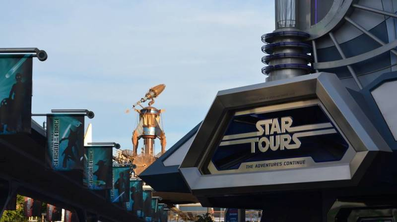 Season of the Force Star Tours