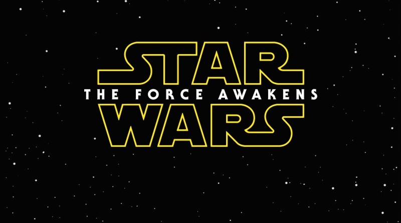 The Force Awakens Logo