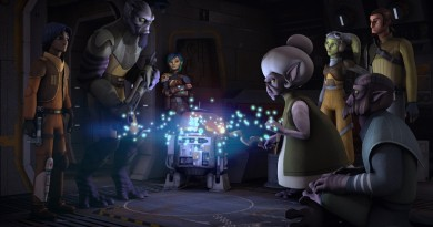 Rebels Legends of Lasat 1