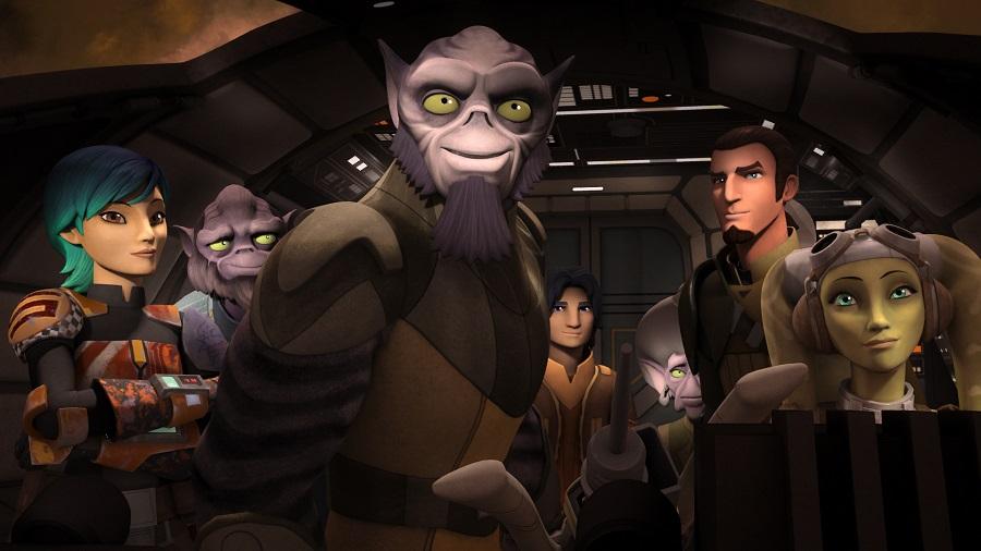 Rebels Legends of Lasat 2