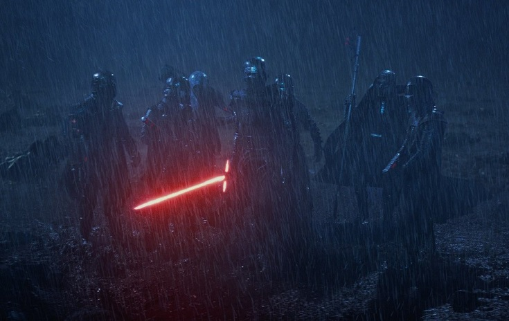 Rey Vision Knights of Ren