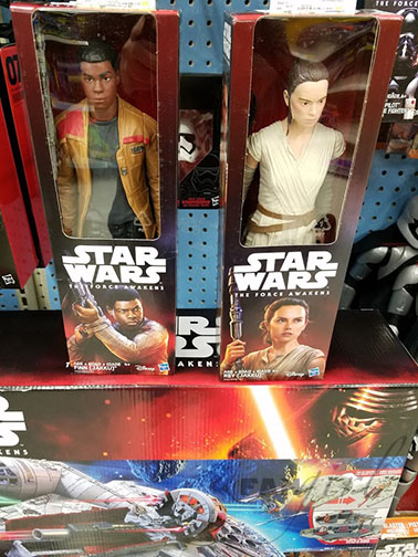 "12"" Rey Doll Finally Found"