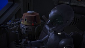 Chopper AP-5 Forgotten Droid
