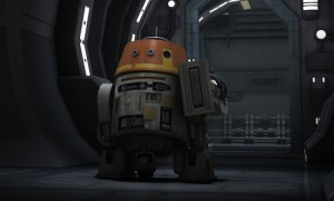 Chopper Leg Forgotten Droid