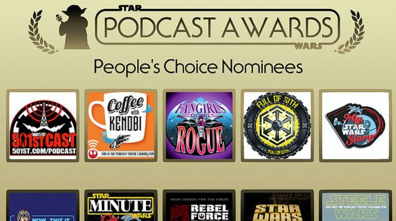 Star Wars podcast awards people's choice
