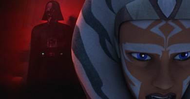 Rebels Ahsoka Vader vision