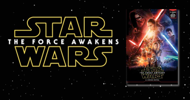 Review: The Force Awakens Junior Novelization